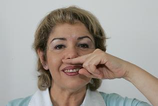 Как избавиться от морщин на носу, щеках, носогубных складок