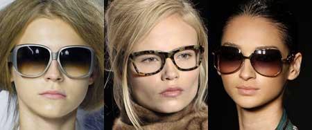 Как выбрать солнечные очки по типу лица