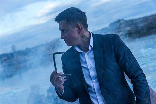 Вскоре НТВ  покажет фильм «Рубеж» с Павлом Прилучным