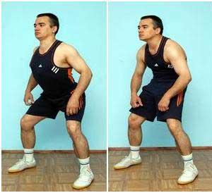 Гимнастика для похудения Хаду